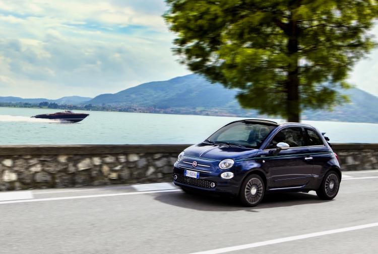 Fiat 500 Riva: