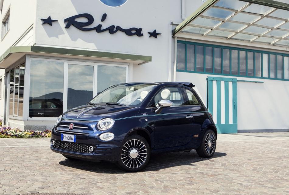 Fiat 500 Riva: il lusso di uno yacht su 4 ruote