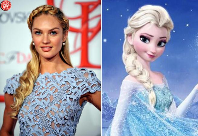 Top model o Principesse Disney? Questo è il dilemma!