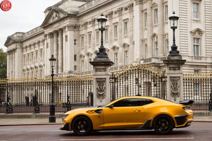 Londra diventa il set di Transformers 5