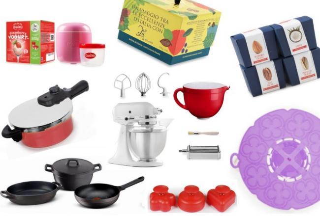 ecco i regali graditi agli appassionati di cibo e cucina proposti da qvc