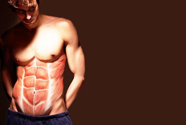 Il circuito per allenare tutti i muscoli addominali