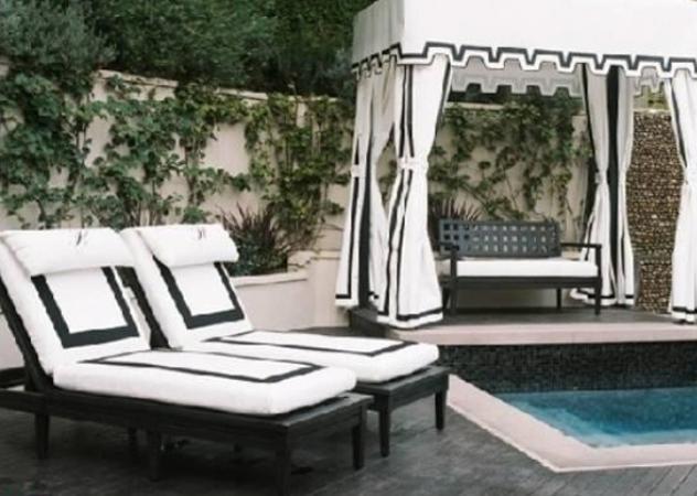 Cabina Armadio Paris Hilton.Ex Casa Di Paris Hilton In Affitto A 16 Mila Dollari Lusso Moda