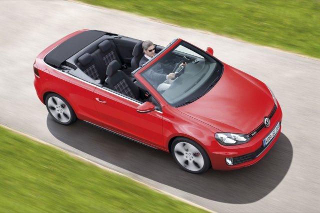 Volkswagen Golf GTI Cabriolet: la prima GTI Cabriolet della storia