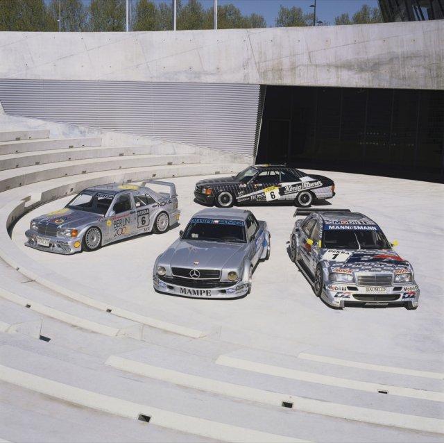 Mercedes-AMG festeggia il 45esimo anniversario con la A 45 AMG