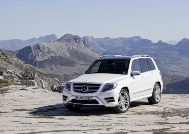 Mercedes-Benz GLK, pronta alla sfida