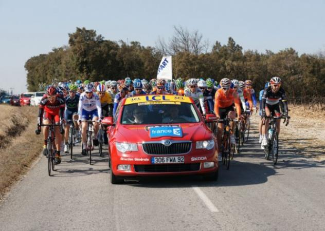 La Skoda ancora sponsor del Tour de France 2012