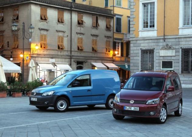 Volkswagen Caddy, debutta il Park Assist