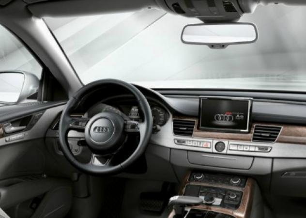 Sul mercato la Audi A8 hybrid