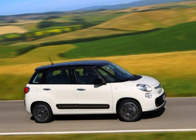 Fiat 500L, Cool & Capable