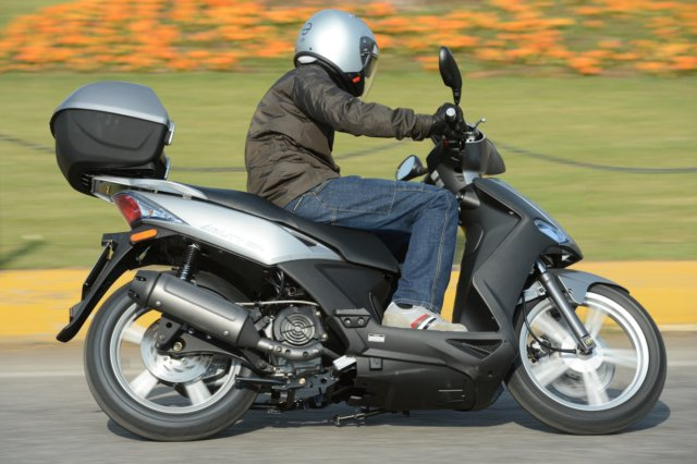 Kymco Agility, arriva il restyling