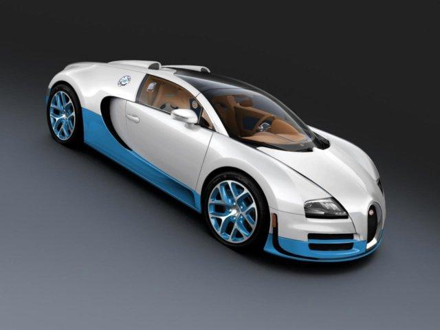 Bugatti Veyron Grand Sport Vitesse SE: ritorno al passato