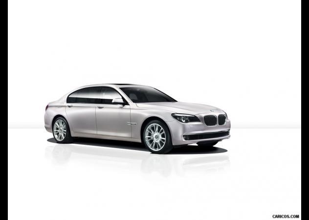 La nuova ammiraglia BMW Serie 7