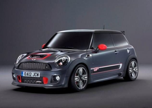 Parigi 2012: MINI John Cooper Works GP, i dati definitivi