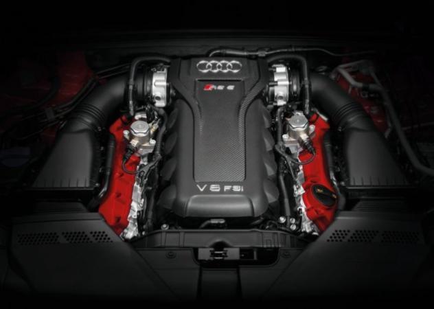 Audi RS 5 Cabriolet, uragano a cielo aperto