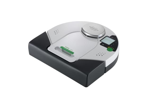 Folletto VR100: il robot che sfida i gatti di polvere