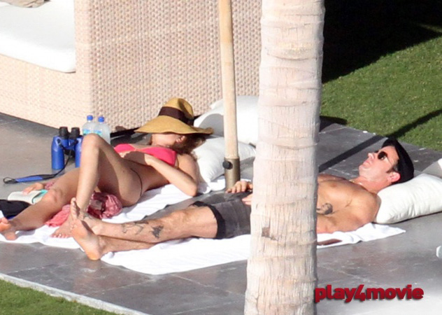 Jennifer Aniston e Justin Theroux: Natale a Los Cabos!