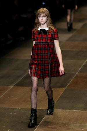 Paris Fashion Week AI 2013-2014: Saint Laurent