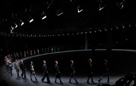 Paris Fashion Week AI 2013-2014: Givenchy