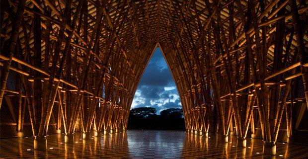 Costruire case in bamb la scelta vincente per un futuro sostenibile photogallery - Costruire casa in economia ...
